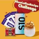 Menangkan Hadiah Samsung S10 daro NEO Coffe