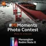 Menangkan Handphone Redmi Note 8