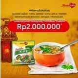 Menangkan Shopping Voucher Rp2.000.000