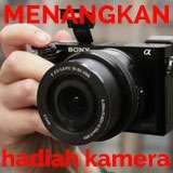 Menangkan hadiah Kamera Sony a6000, Voucher Belanja