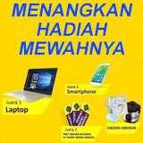 Menangkan hadiah Laptop, Smartphone, Tiket Liburan Wisata Bogor, dan Voucher