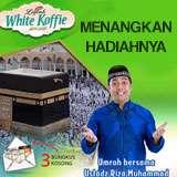 Menangkan hadiah Paket Umroh Bareng Ustadz Riza Muhammad