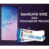 Menangkan hadiah Samsung S10e dan Voucher Indomaret