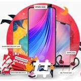 Menangkan hadiah Vivo V15, Samsung A30, OPPO A5s, JBL Focus 100, Voucher MAP,