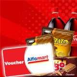 Menangkan hadiah Voucher Belanja Alfamart Senilai Rp. 1.000.000