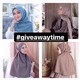 Menangkan Hadiah Berupa Hijab Instan