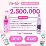 Menangkan Hadiah Uang Tunai Senilai Rp2.500.000