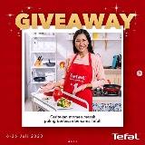 Menangkan Hadiah Berupa RK7321 Rice Cooker, BL4271 Blender, Dan Hadiah Lainnya